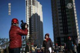 Журналистам показали «доступное» жилье в Пекине