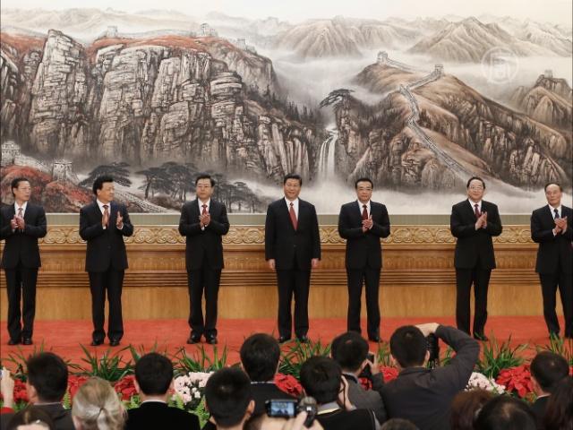 Объявлены руководители Китая на следующие 10 лет