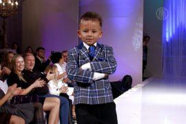 Детская  мода предлагает взрослые мотивы