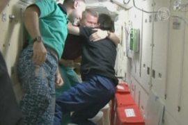 Экипаж МКС благополучно вернулся на Землю