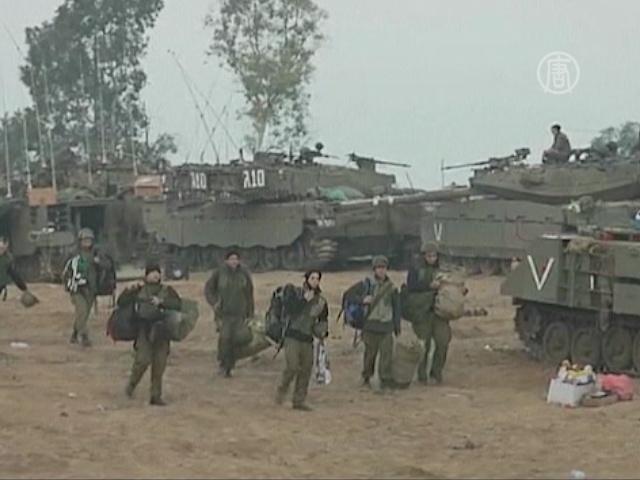 Израиль и Газа бомбят друг друга 7-й день подряд