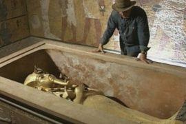 Египет завлекает туристов открытыми гробницами