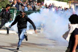 Египтяне против расширения полномочий Мурси