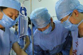 В Китае предложат вознаграждение за донорство