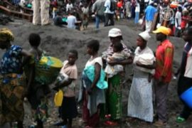 Тысячи жителей Конго спасаются от повстанцев