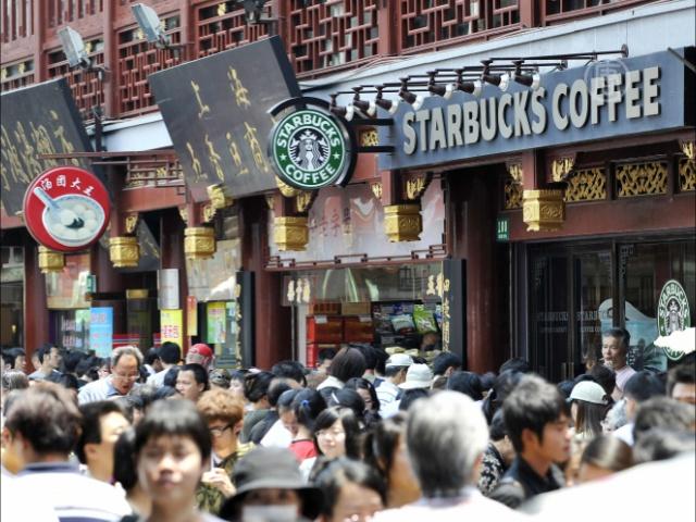 Starbucks создаёт новинки ради экспансии в Китай