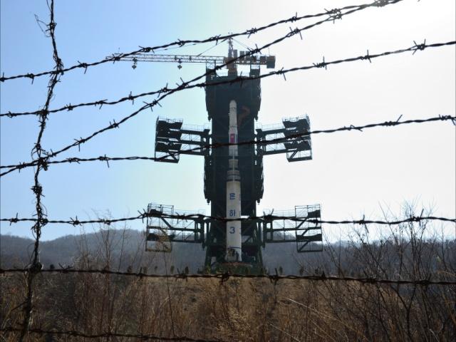 Северная Корея опять планирует запуск ракеты