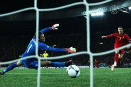 ФИФА начинает испытывать систему определения голов