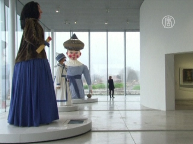 У Лувра появился филиал