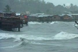 Тайфун «Бофа» на Филиппинах: уже 82 погибших