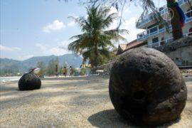 Фермер выжил под завалом благодаря кокосам