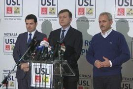 На выборах в Румынии победил премьер