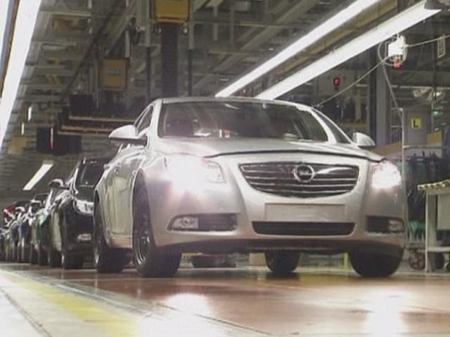 Opel закроет завод в Бохуме к 2016 году