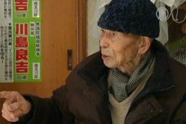 В парламент Японии баллотируется 94-летний дедушка