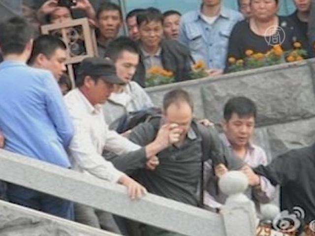 Китай на III месте по числу заключенных журналистов