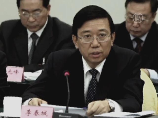 В КНР уволен чиновник – антикоррупция или чистка?