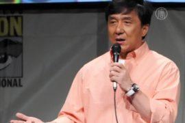 Джеки Чан опять рассердил гонконгцев