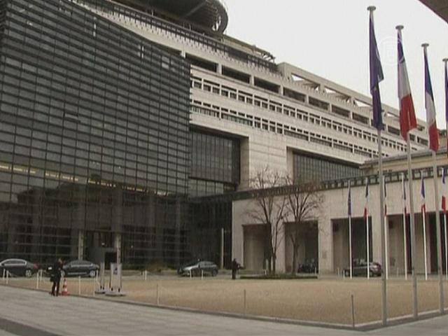 Минфин Франции: реформа банков будет моделью