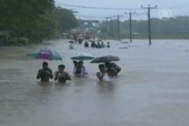 Шри-Ланку заливают дожди, есть жертвы