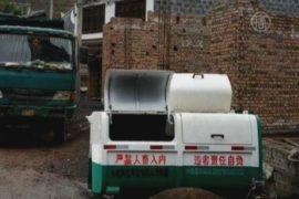 Надписи на мусорных баках вызвали негодование
