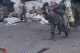 Сирия: десятки убитых в очереди за хлебом