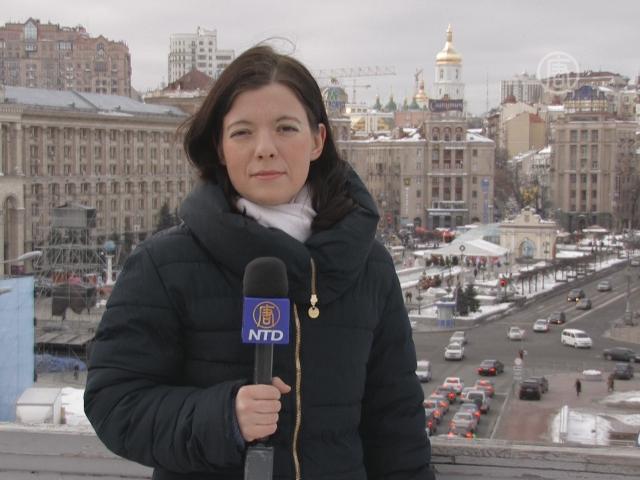 Главные события Украины в 2012 году
