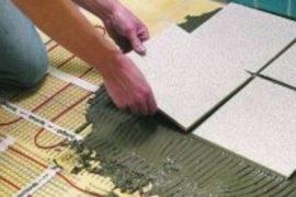 Укладка плитки для начинающих