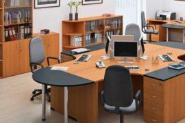 Офисная мебель для компаний, работающих в сфере шоу-бизнеса