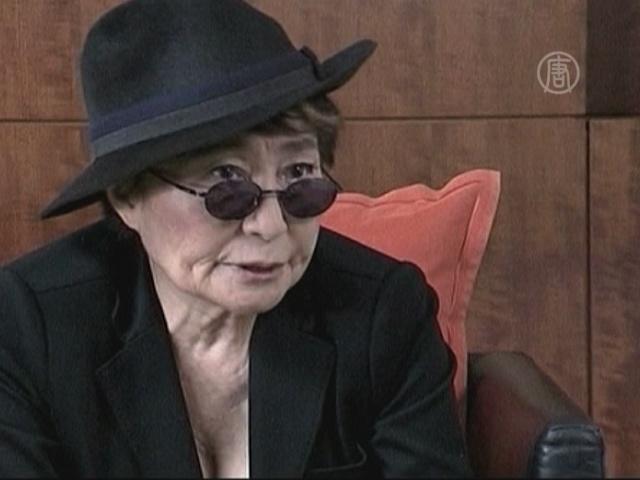 Йоко Оно не разваливала The Beatles?