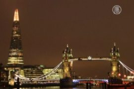 Небоскрёб Shard откроет вид на Лондон с 244 метров