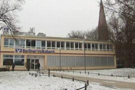 Берлин: воры прорыли туннель и ограбили банк