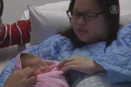 Китай не изменит политику одного ребенка