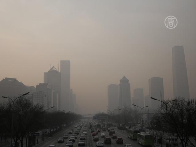 Фильм про небо над Пекином призывает одуматься