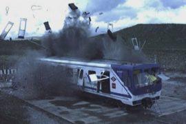 Ученые придумали взрывоустойчивые вагоны