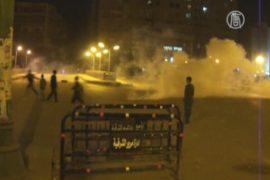 Родной город Мурси охвачен беспорядками