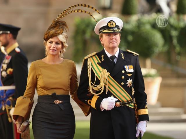 Коронация нидерландского монарха будет скромной