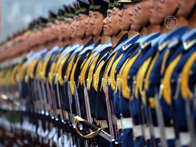 В армии КНР зашкаливает коррупция