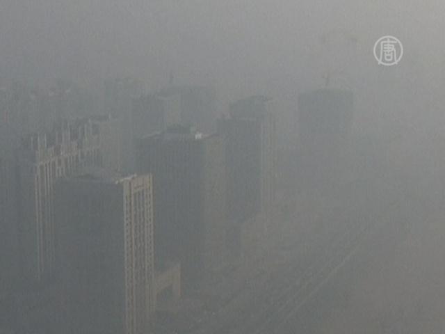 В КНР нашли радикальный способ борьбы со смогом