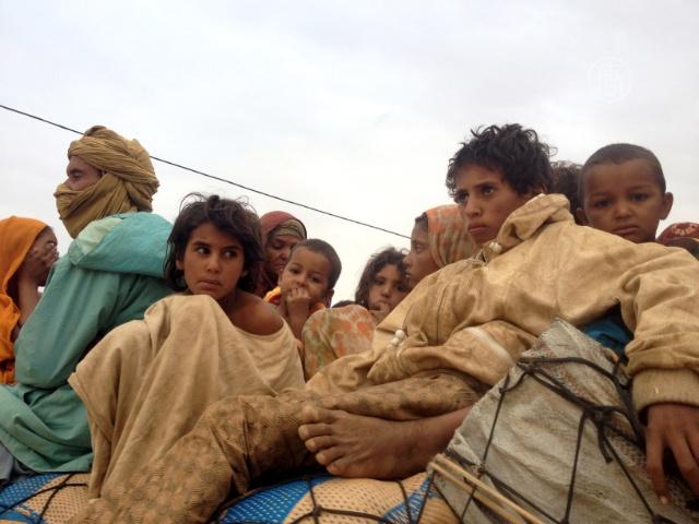 Малийские беженцы не торопятся домой