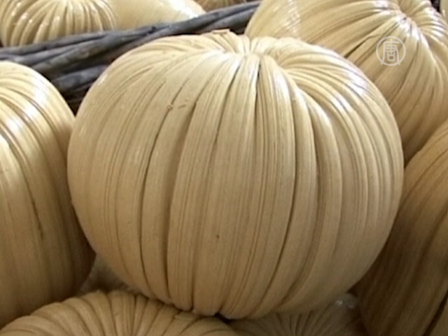 Китайцы задабривают «бога кухни» конфетами-тыквами
