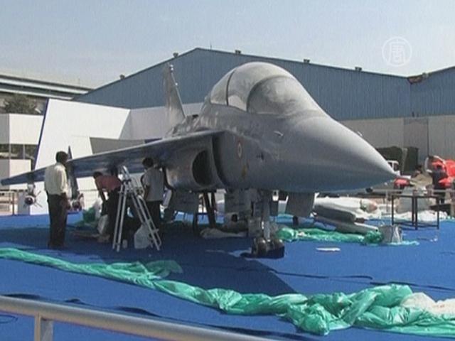 Международный авиасалон стартовал в Индии