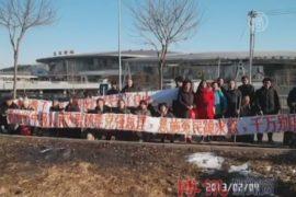 Сельчане просят вице-премьера КНР не возвращаться