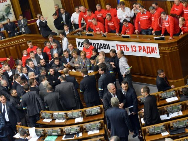 Тимошенко видит президентом Яценюка?