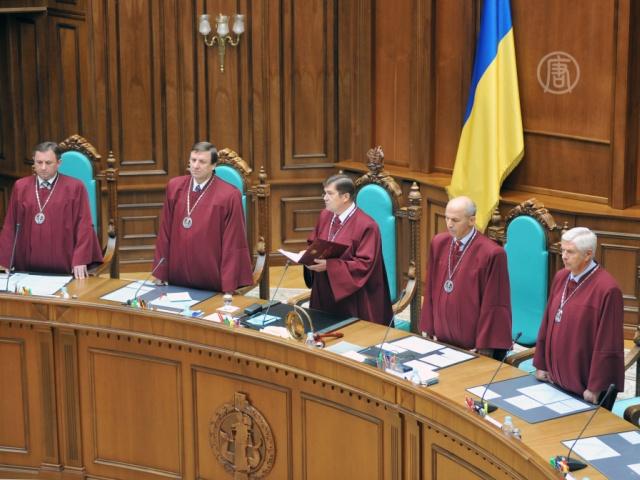 Юрист – о судебной реформе в Украине