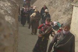 Тибетцы не празднуют Новый год во время скорби