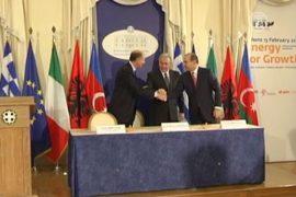 Соглашение о газопроводе в Европу подписано
