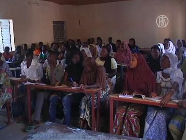В малийской провинции Гао снова открылись школы
