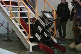Роботы Японии остановят радиацию вместе