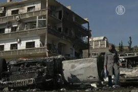 Жертвами взрыва в Дамаске стало более 50 человек