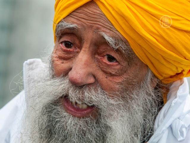 101-летний марафонец совершил последний забег